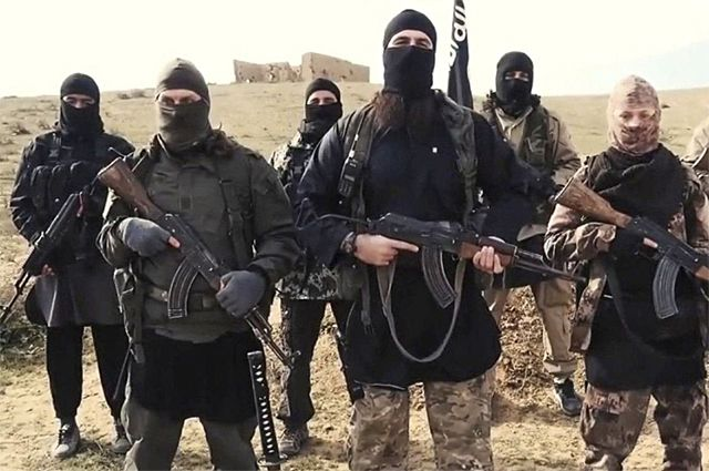 Подсудимый проходил обучение в Сирии.