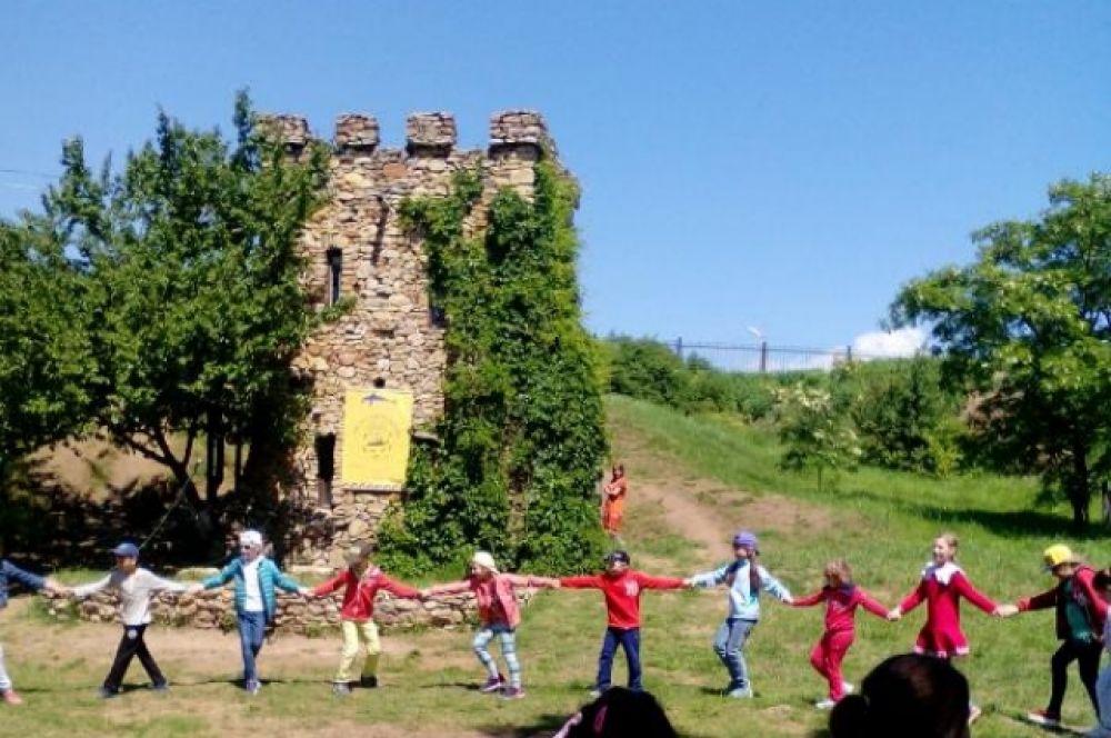 Это единственный на территории России памятник античной цивилизации, существовавшей в северном Причерноморье более двух тысячелетий вплоть до V века н.э.