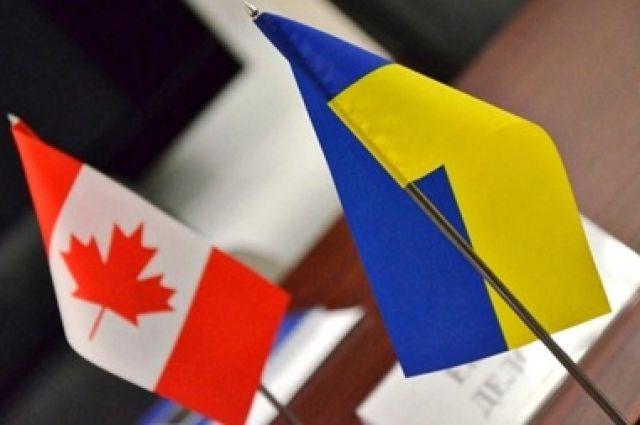 Канада пока небудет отменять визы для жителей государства Украины