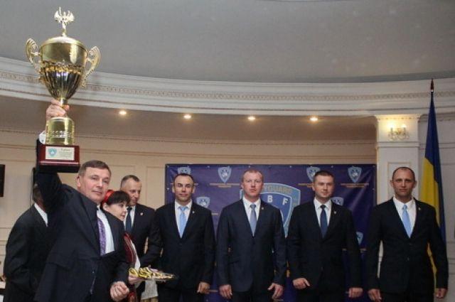 Команда СБ Президента Украины Управления государственной охраны Украины