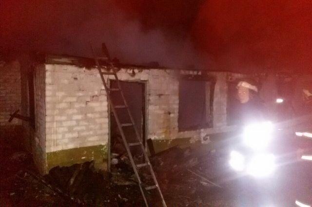 Пожар впсихиатрической клинике Днепра уничтожил вещи ипомещения