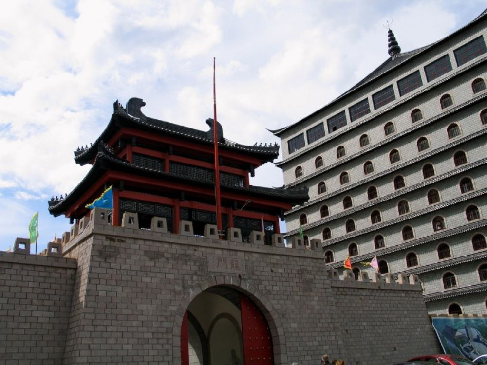 Сложно поверить, но этот отель-музей находится в Швеции и имя ему «Ворота дракона». Здесь соединили шведскую и китайскую культуры
