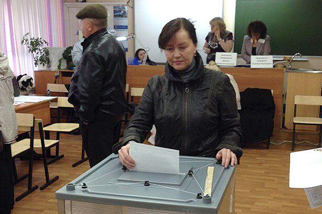 Чуть больше трети ярославцев пришли на избирательные участки.