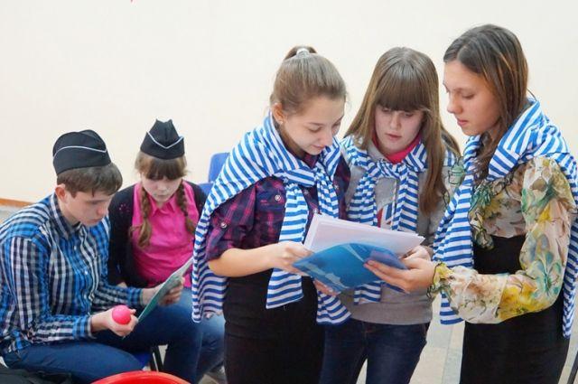 Во время образовательных ролевых игр, которые проводит фонд в детском доме и интернатах, ребят учат постановке целей, сбору и анализу информации.