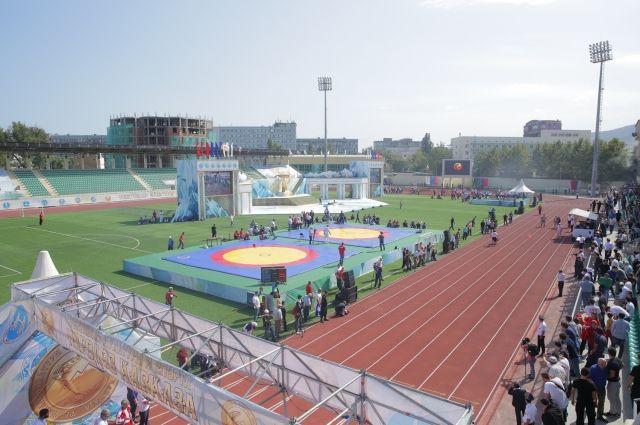 Сборная Дагестана готова кФестивалю культуры испорта народов Кавказа