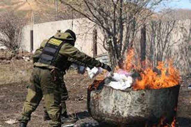 ВКрасноярске спартией героина задержали иностранца