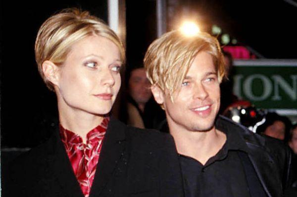 На съемках триллера «Семь» в 1995 году Брэд сошелся с Гвинет Пэлтроу, которая по фильму играла его жену. Однако когда все уже стали поговаривать o свадьбе (помолвка состоялась в декабре 1996 года), они совершенно неожиданно заявили o разрыве отношений. В июне 1997 года пара рассталась.