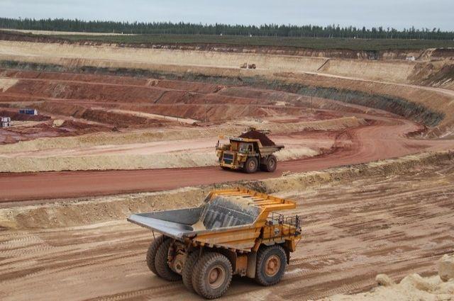 Идёт процесс добычи алмазов. Кто будет облагораживать почву, когда все богатства добудут?