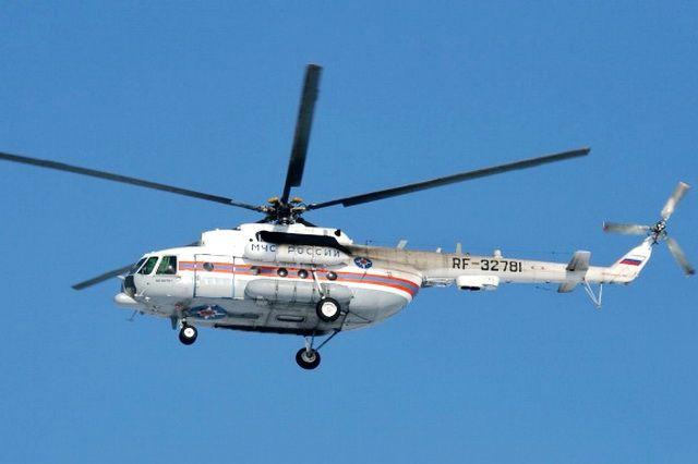 03:33 0 57 Стали известны имена членов экипажа разбившегося Ми-8 По данным МЧС на борту вертолета находились очень