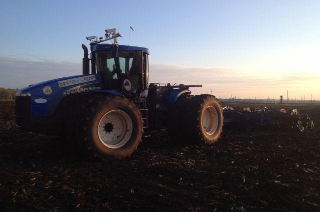 Семейный капитал разрешили потратить на сельхозтехнику