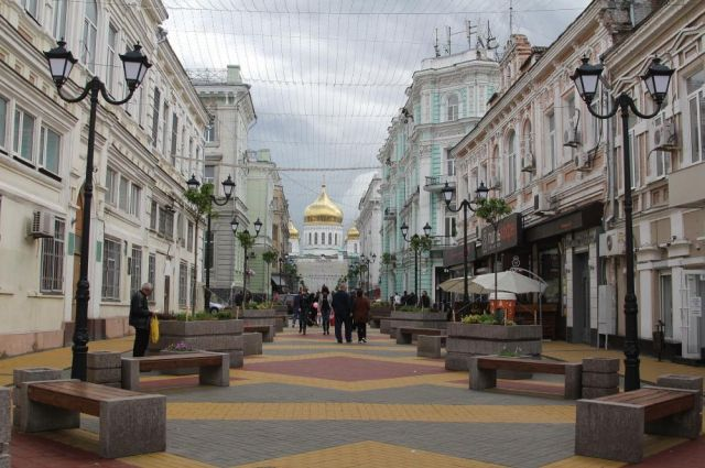 Центр донской столицы лишается зелени.
