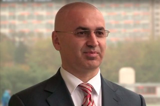 Шамхал Ильдаров.