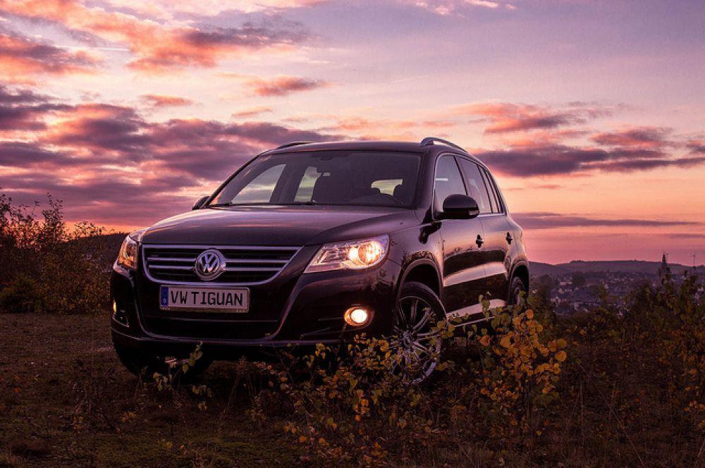 10 место: Volkswagen Tiguan