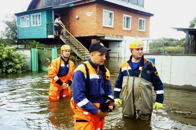 Омская область получила практически 270 млн руб. наустранение последствий паводка