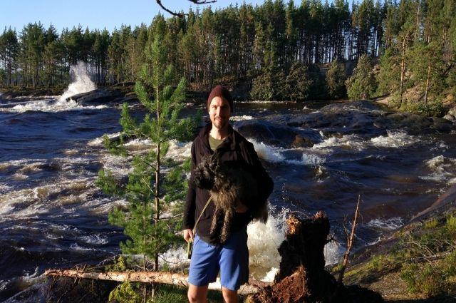 Больше всего гражданину Канады нравится то, что люди в Карелии не потеряли связь с природой