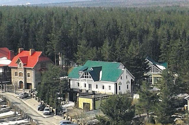 Златоуст и его окрестности в XIX веке называли русской Швейцарией.