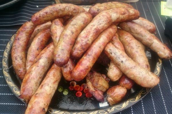 Колбаски от проекта Meat Bar Koenig