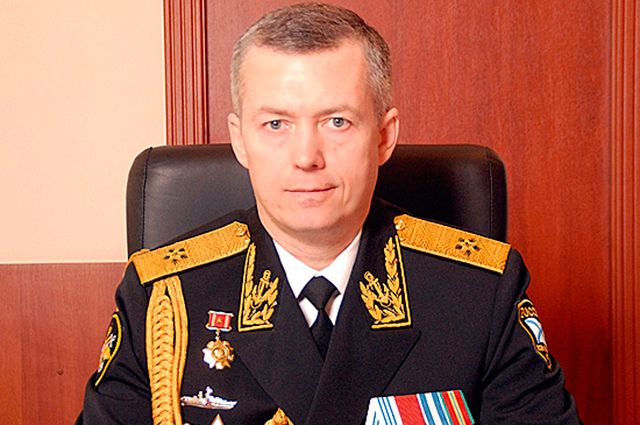 Назначен новый командующий Балтийским флотом