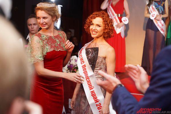 Титул «Миссис Пермский край» завоевала Таша Шуткина.