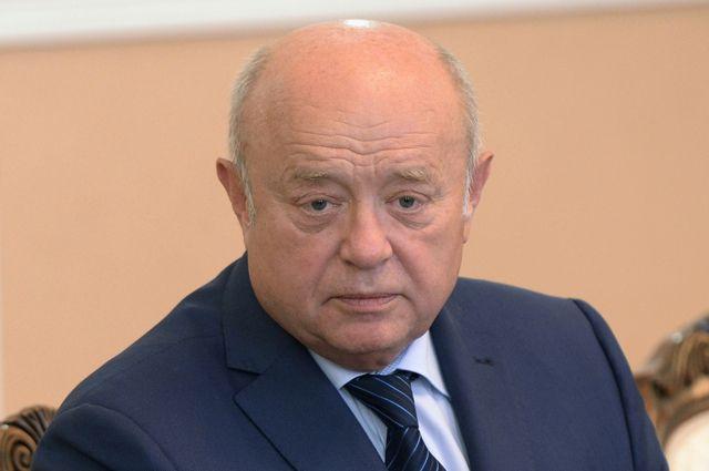 Директор Службы внешней разведки Михаил Фрадков. Досье