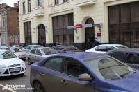 Некоторые центральные улицы Ростова превратились в один сплошной поток автомобилей.