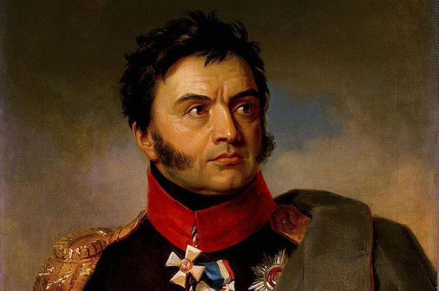 Николай Раевский.