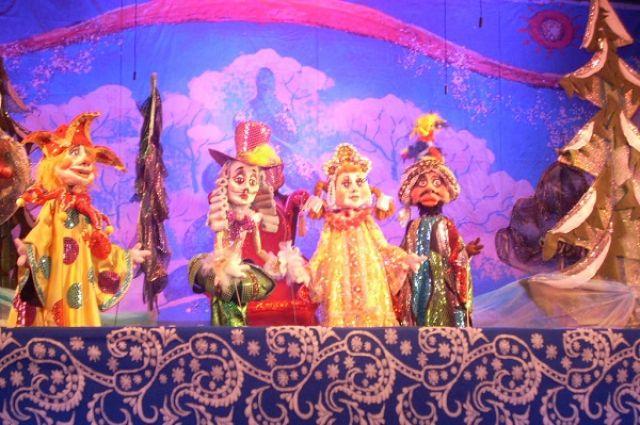 В кукольном театре новый директор