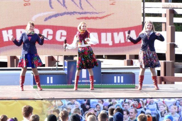 В Новосибирске стартует Кросс нации