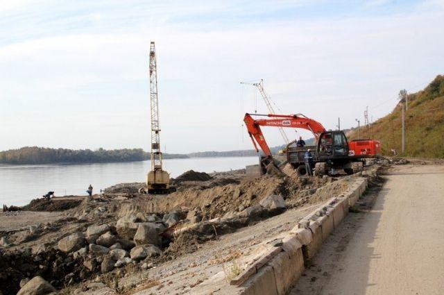 На новоиспеченной набережной Оби вБарнауле откроют торговые павильоны