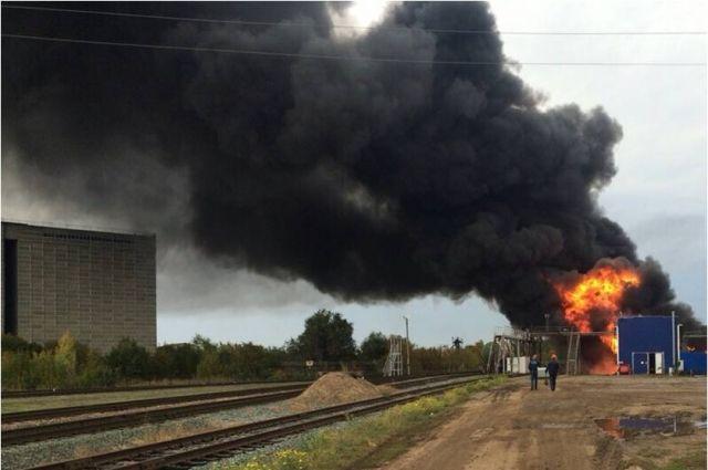 ВЕнисейском районе впожаре погибли дети