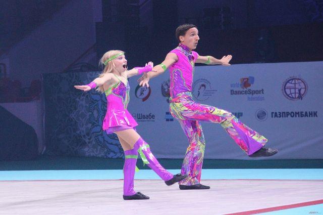 ВСочи проведут чемпионат мира поакробатическому рок-н-роллу