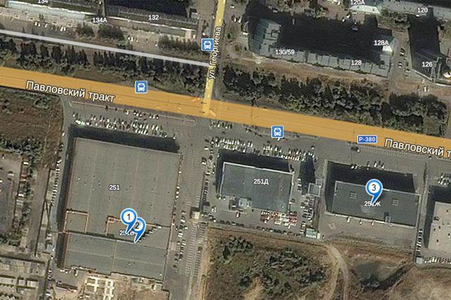 Компания изБарнаула вошла врейтинг крупнейших собственников торговых центров