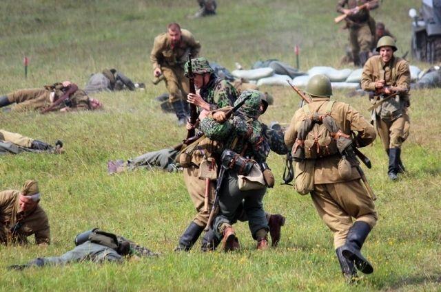 Впарке «Соловьиная роща» проведут реконструкцию Смоленского сражения