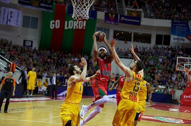 «Локомотив-Кубань» проиграл «Фенербахче» «-21», невзирая на18 очков Джонса
