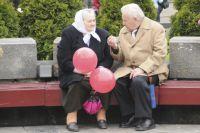 Из 144 миллионов россиян 34,4 миллиона получают пенсии по старости. Это почти каждый четвёртый.