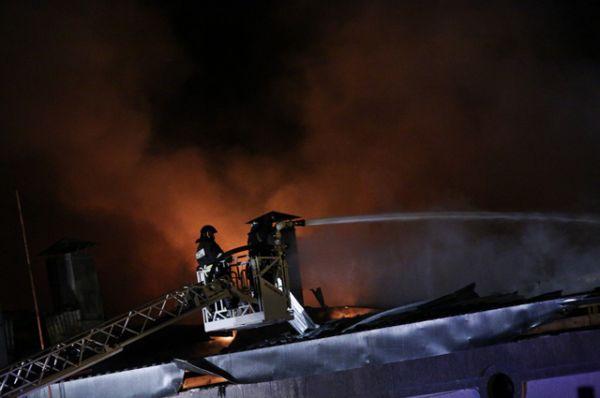 Пожару присвоили сначала четвертый, а затем и пятый, высший класс сложности.