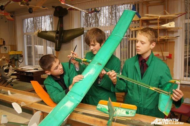 Первый чемпионат России по авиамодельному спорту пройдет в Калининграде.
