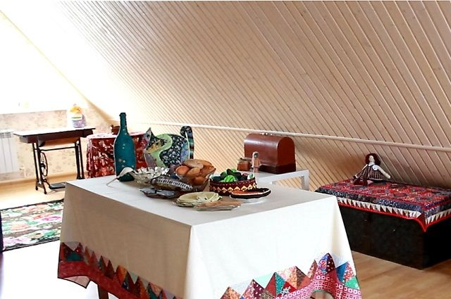 Тюменка превратила свою квартиру вДом-музей трёх цивилизаций