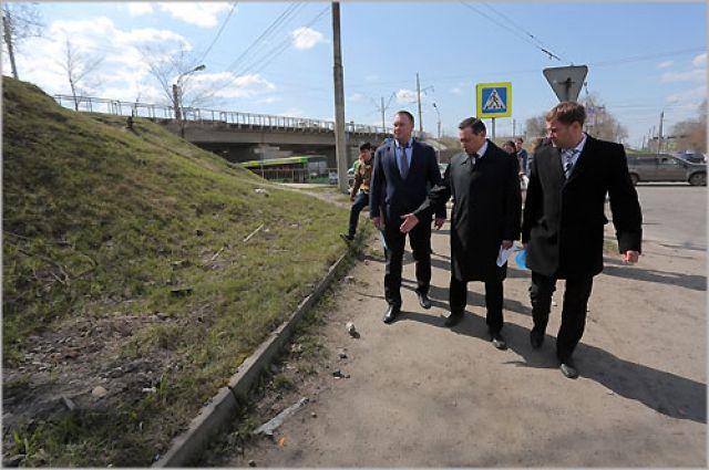 Руководитель Красноярска Эдхам Акбулатов примет участие вобщегородском субботнике