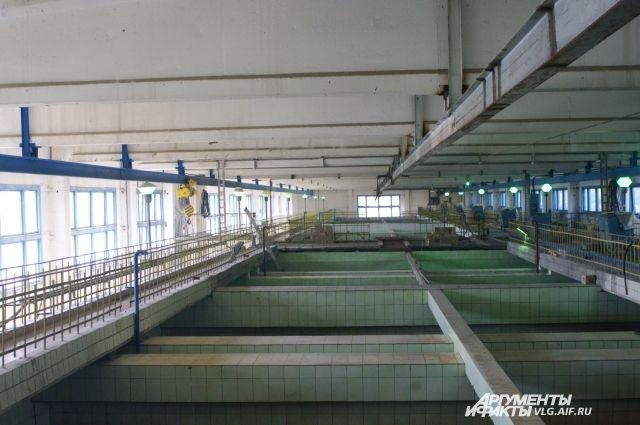 «Фосфорит» через суд заставили чистить сточные воды
