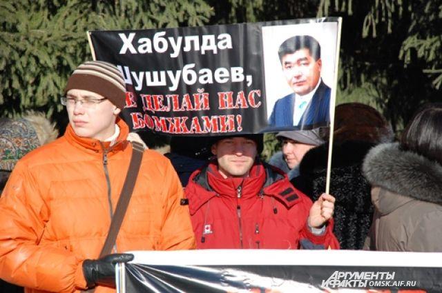 Депутат Засобрания Шушубаев пойдет под суд зарастрату имошенничество