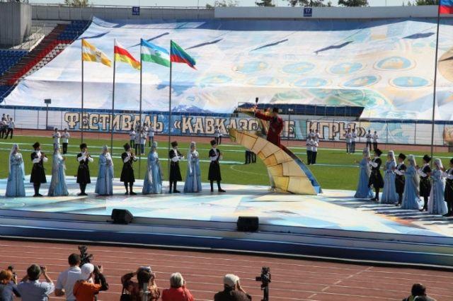 Делегация Карачаево-Черкесии отправилась наVII Фестиваль культуры испорта народов Кавказа
