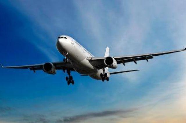 Под Киевом самолет чуть невлетел вдевятиэтажку