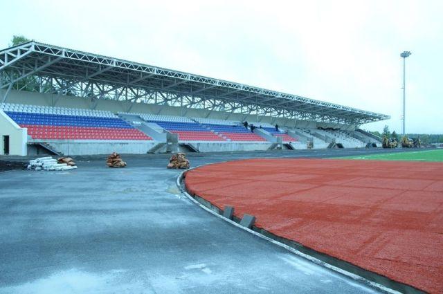 УЦентрального стадиона ограничат парковку