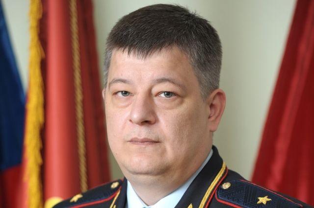 Путин назначил начальникомГУ МВД по столице Олега Баранова