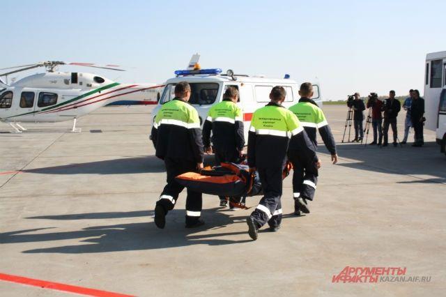 Пассажир скончался наборту самолета вКазани