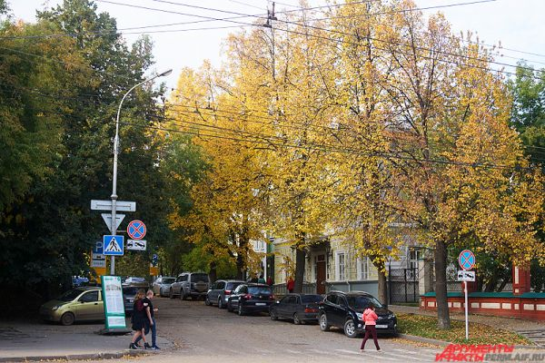В Перми наступило долгожданное «бабье лето».