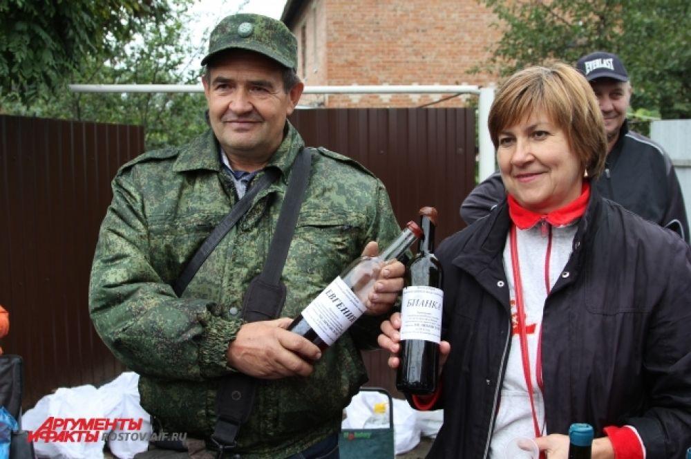 Большинство вин изготовлены из автохтонных, или аборигенских сортов винограда, произрастающих исключительно в Ростовской области.