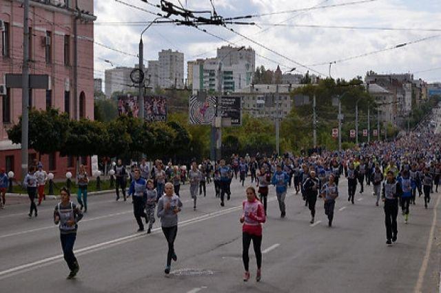 В «Кроссе наций-2016» участвовали больше тысячи брянцев