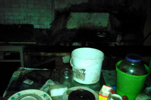 Полтавская область: в итоге пожара вдоме 3 человека погибли, 1— пострадал